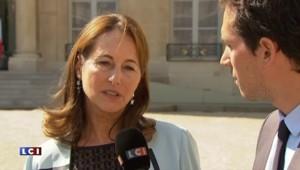 """Rentrée du gouvernement : Ségolène Royal, """"le gaspillage alimentaire est intolérable"""""""