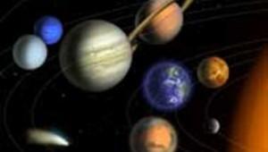 système solaire soleil planètes espace NASA JPL