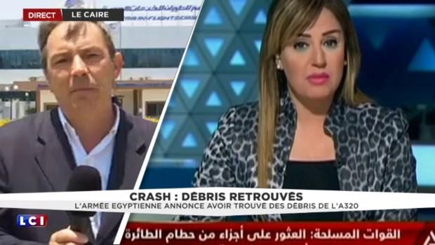 Vol EgyptAir : les débris retrouvés doivent être soumis à une expertise