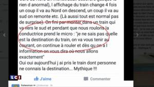 Grève des taxis, le RER B a aussi été bloqué