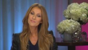Interview de Céline Dion, à Palm Beach, en Floride (23/10/2013)