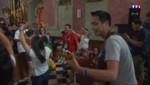 JMJ à Cracovie : ambiance de fête avant la première grande messe