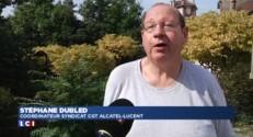 """Parachute doré pour le patron d'Alcatel-Lucent : """"Il faut changer les règles"""" pour les syndicats"""