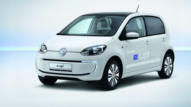 Volkswagen e-up! 2013