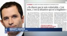 """Burn-out : pour Benoît Hamon """"c'est un défi social"""""""