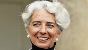 Economie Finances Christine Lagarde
