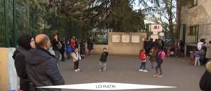 Marseille : enseignants et parents d'élèves dénoncent le délabrement des écoles