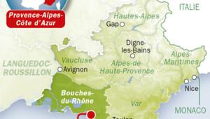 Marseille IDE Carte