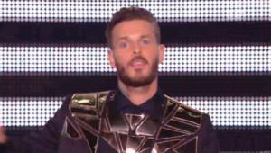 Matt Pokora aux NRJ Music Awards