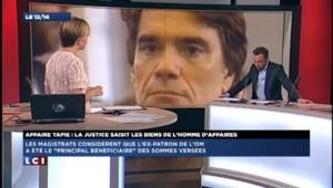 Saisie de ses biens : ce qui va se passer pour Bernard Tapie