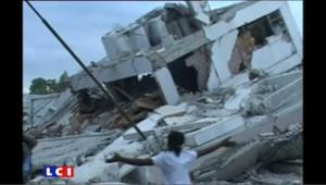 Séisme en Haïti : le chaos