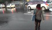 Alerte météo levée, dans l'Hérault plus de peur que de mal