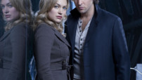 Alex O&#039;Loughlin et Sophia Myles, Moonlight