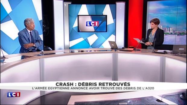 """Débris d'EgyptAir retrouvés : """"Les enregistreurs de vol vont permettre de lever le doute sur l'hypothèse terroriste de ce drame"""""""