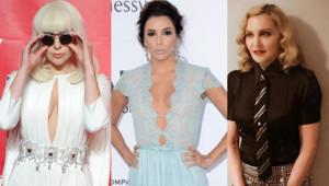 Lady Gaga, Madonna et Eva Longoria ont exprimé leur solidarité envers les victimes de l'attentat de Nice.
