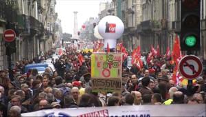 manifestation retraites Bordeaux