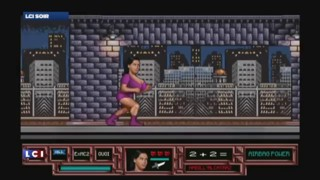 Nabilla égérie d'un jeu vidéo parodique