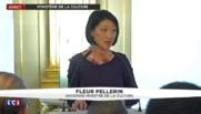 Aides à la presse, modernisation du droit d'auteur... Les combats que lègue Fleur Pellerin à Audrey Azoulay