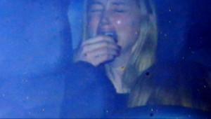 Amber Heard traquée par les paparazzis