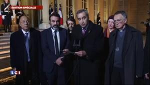 """Attentat à Charlie Hebdo : """"Un acte odieux qui touche nos cœurs et nos consciences"""""""
