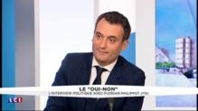 """Florian Philippot: """"Il faut autoriser les manifestations"""""""