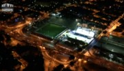 La ville olympique de Rio vue du ciel