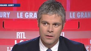 Laurent Wauquiez, invité du Grand jury le 6 janvier 2013.