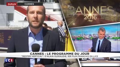 """Le journal de Cannes : """"Rester Vertical"""" et """"Money Monster"""""""