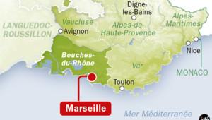 Marseille décès bateau Idé