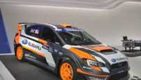 Subaru STI VT15x Rallycross