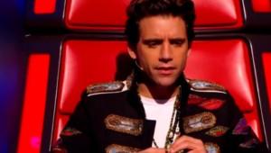The Voice 5 : Mika ferme les yeux... même une fois la prestation finie