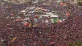 Egypte : le Frère musulman Morsi élu président, la place Tahrir en liesse