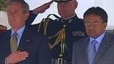 Bush achève sa visite sur fond de violences au Pakistan