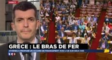 Crise grecque : Athènes propose un accord de financement avec l'UE sur deux ans