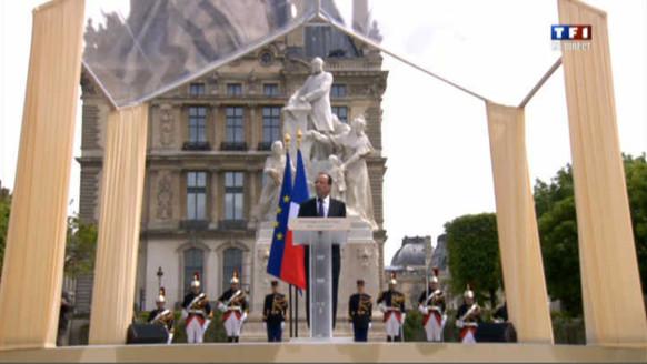 L'hommage de François Hollande à Jules Ferry