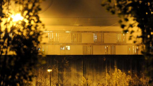 La prison de Varces, en Isère