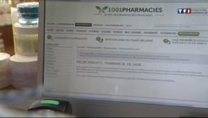 Le 20 heures du 11 juillet 2013 : PRIX DU MEDICAMENT - 240.286