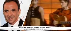 """Nikos Aliagas : """"Il n'y avait qu'un Prince"""""""