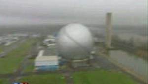 Nucléaire : Borloo prône la transparence