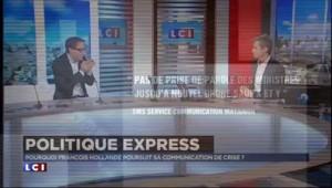 Pourquoi Hollande poursuit sa communication de crise ?