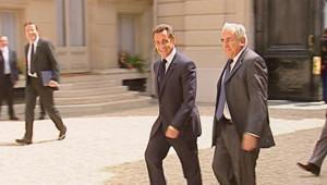 TF1-LCI : Nicolas Sarkozy a invité Dominique Strauss-Kahn au déjeuner du 14 juillet 2007
