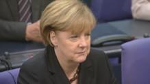 Angela Merkel a été désignée chancelière pour un troisième mandat.