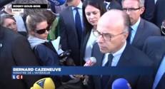 """Catastrophe de Rosny-sous-Bois : Bernard Cazeneuve """" aux côtés des élus"""" pour le relogement"""