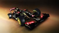 La Lotus E23 Hybrid sera étrennée par le Français Romain Grosjean et le Vénézuélien Pastor Maldonado lors de la saison 2015 de Formule 1.