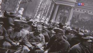 Le 20 heures du 21 août 2014 : Le ch�au de Versailles mobilis�endant la Premi� guerre mondiale - 1475.077
