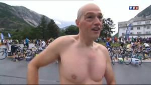 Le 20 heures du 22 août 2013 : Le Norseman : triathlon de l%u2019extr� - 1633.024023071289