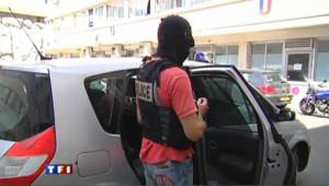Marseille : un policier écroué pour avoir informé la pègre