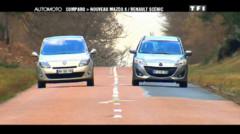 Mazda5 vs Renault Scénic