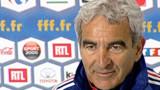 Raymond Domenech dans le 20 heures de TF1 lundi