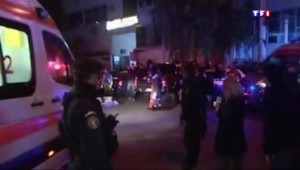 Bucarest: un violent incendie tue 27 jeunes dans une boite de nuit